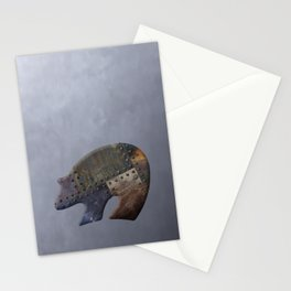 Rusty Bear Metals Stationery Cards