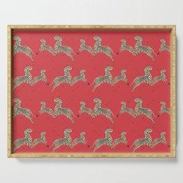 Royal Tenenbaums Wallpaper Serving Tray