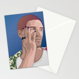 Mean It  Stationery Cards