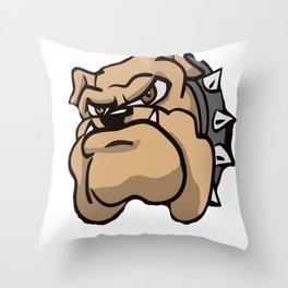 SHOW ME YOUR PITTIES Throw Pillow