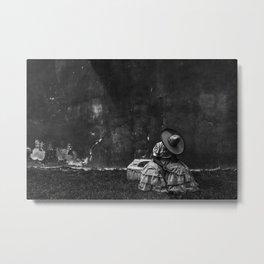 Soledad Metal Print