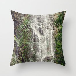 Feel the Cleansing Throw Pillow