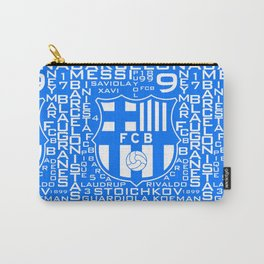 MixWords: Barcelona Carry-All Pouch
