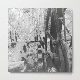 Forgotten Travels Metal Print