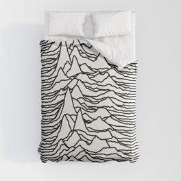Unknown Pleasures [Black Lines LP] Comforters