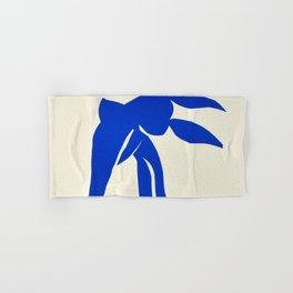 Blue Nude Dancing - Henri Matisse Hand & Bath Towel