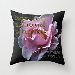 Stendhal Throw Pillow